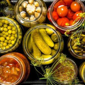 Encurtidos y Frutos Secos